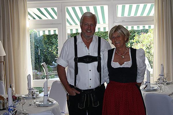 Gabriele und Hans-Dieter Bott