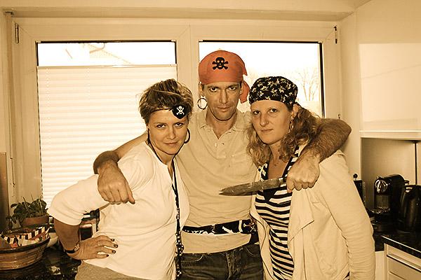 Ältere Piraten