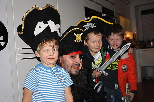 Gefährliche Piraten