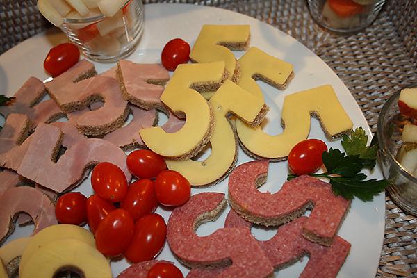 Wurst und Käse Jahreszahlen